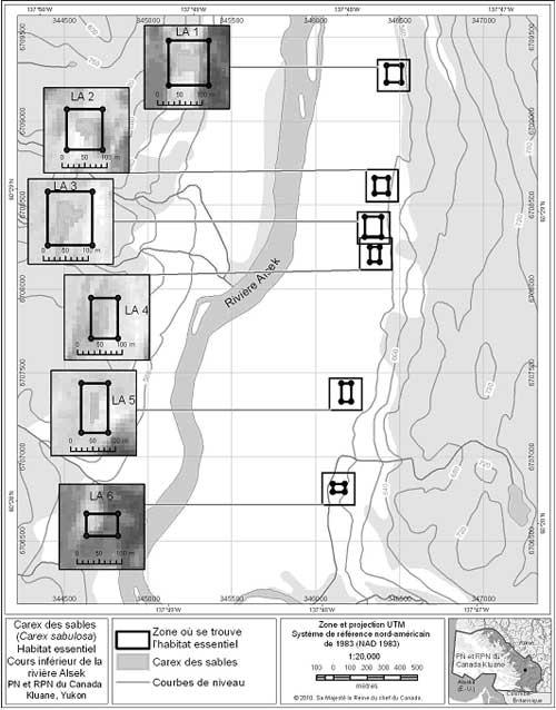 Mappe - Des renseignements complémentaires se trouvent dans les paragraphes adjacents